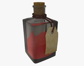Potion Bottle Magic 3D