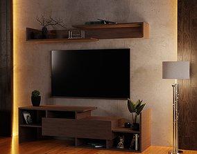 AlphaB2B STANDARTTVVEGE Tv Unit 3D asset
