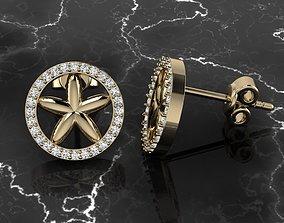 jewelry Jewelry Earring 3D printable model