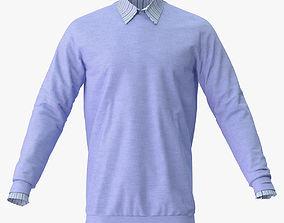 Shirt 02 3D model