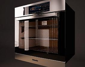 3D model Miele H5881BP Oven
