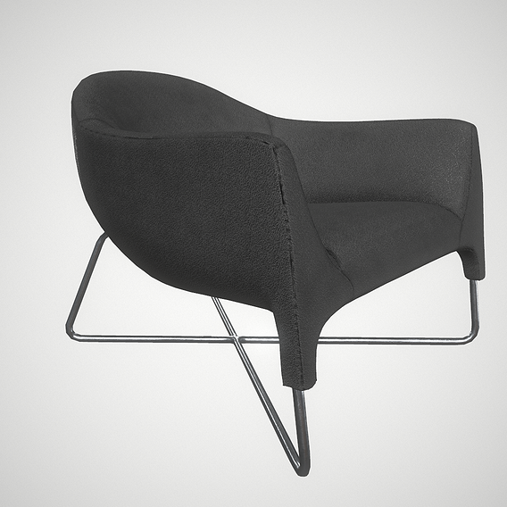 Bali Arm Chair _ Poliform