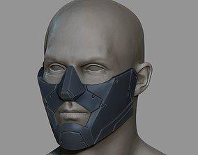 mechanical Ruiner Armor Mask 3d Print