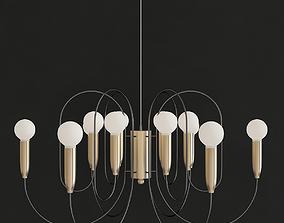 3D asset Inspiration Pendant 12 Loft Concept