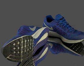 3D asset Pair of sport shoes