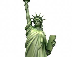 Statue Of The Liberty 3D model