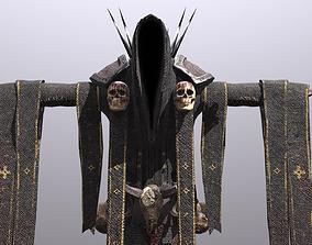 3D asset Grim Reaper
