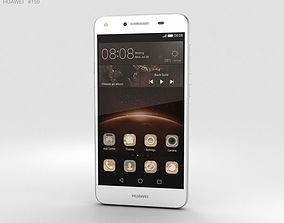 Huawei Y5II Arctic White 3D android