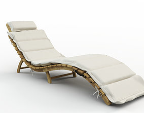 3D Pacifica Chaise Lounge