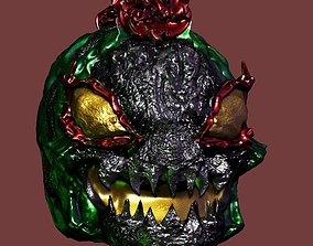 3D printable model Hulk-Carnage Head