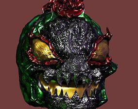 3D printable model Hulk-Carnage Head
