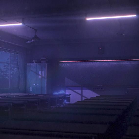 Classroom at Midnight