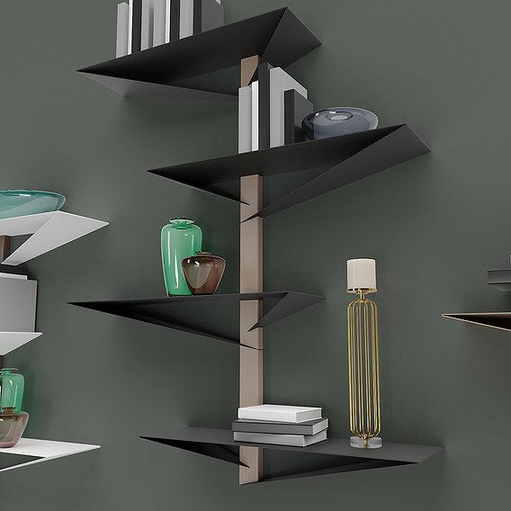 Albatros Bookcase