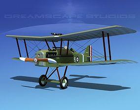 3D model RAF SE-5A Fighter V01