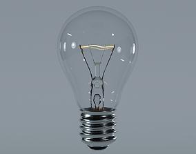 3D Light bulb classic