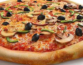 Pizza 3D miscellaneous