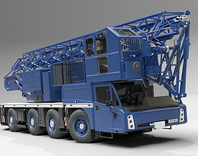 3D model spierings crane at4