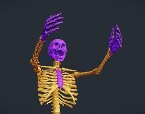 Voxel Skeleton 3D model