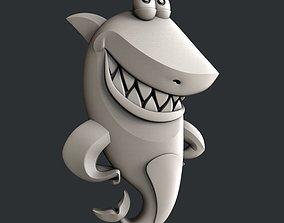 3d STL models for 3d Printer Shark
