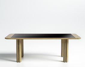 Quadrifoglio I Dining Table by Porada 3D model