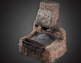 MVL - Blacksmith Forge - PBR Game Ready 3D asset