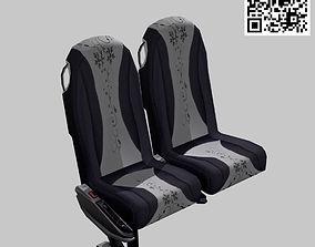 3D model Bus chair
