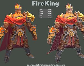 3D model FireKing