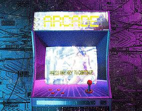 3D model game Arcade Game