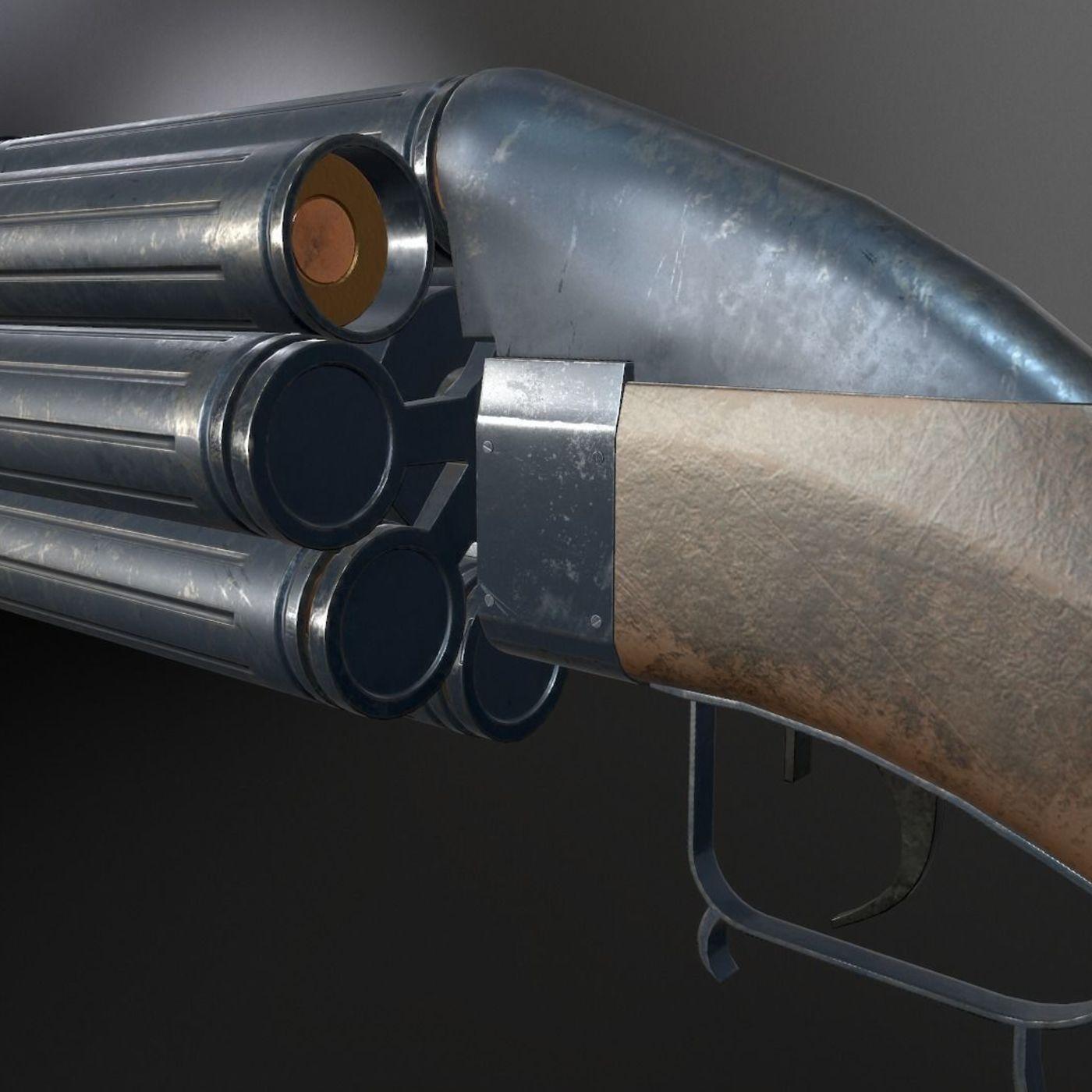 Fantasy Shotgun