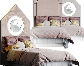 3D Kids Bedroom Set 2