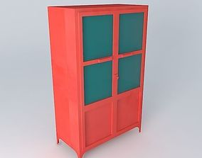 CHERRY CABINET houses the world 3D