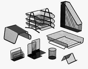 office Stationery 3D model