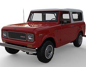 3D International Scout 800A 1970