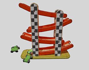 Children Toy Racetrack 3D model