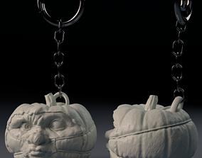 Pumpkin Nightmare 2020 - Keychain 3D print model