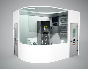 3D model Drillers cabin
