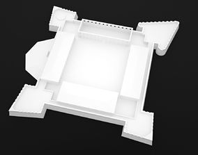 3D printable model Fort Pilar - Philippine Island