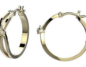Earrings 150 3D printable model