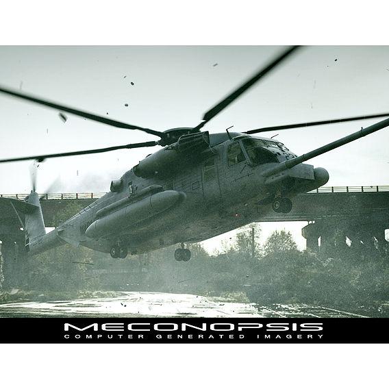 Sikorsky H-53 Sea Stallion (MH-53M)