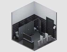 room 13 3D asset