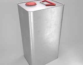 Canister jerrycan 3D