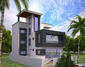 3D House DEsign building