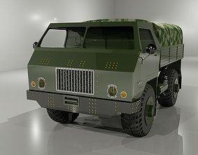 TAM-110 light utility truck 3D
