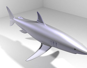 Shark - Mako 3D model