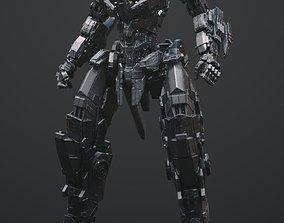 3D Lythos Mech