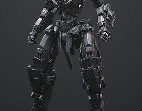 Lythos Mech 3D
