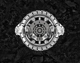 3D print model Ring-tire4