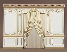 3D model Belloni Boiserie A