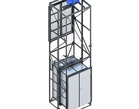 Industrial lift - Vanguard 3D