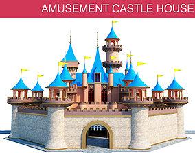3D model Park Castle House